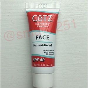🔝5 for $25!💖CōTZ Face Natural-Tinted Moisturizer